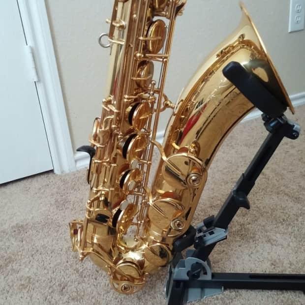 Yamaha Allegro Tenor Saxophone