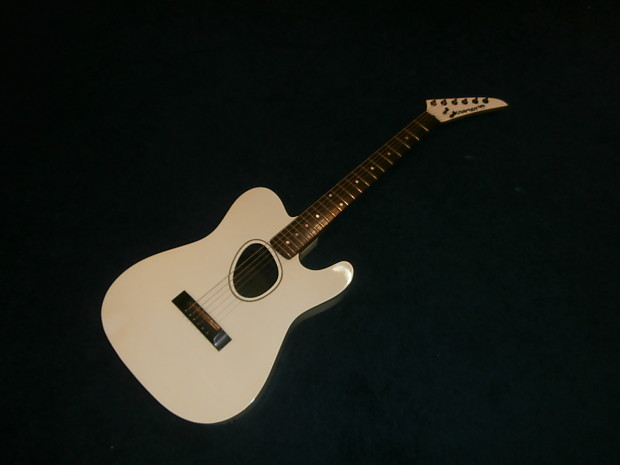 vintage 1980 39 s kramer ferrington acoustic electric guitar reverb. Black Bedroom Furniture Sets. Home Design Ideas
