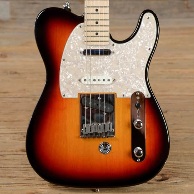 fender american nashville b bender telecaster sunburst 2012 reverb. Black Bedroom Furniture Sets. Home Design Ideas