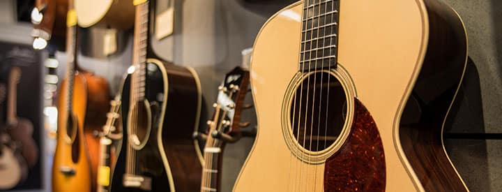 NAMM 2017 Was About The Singer-Songwriter