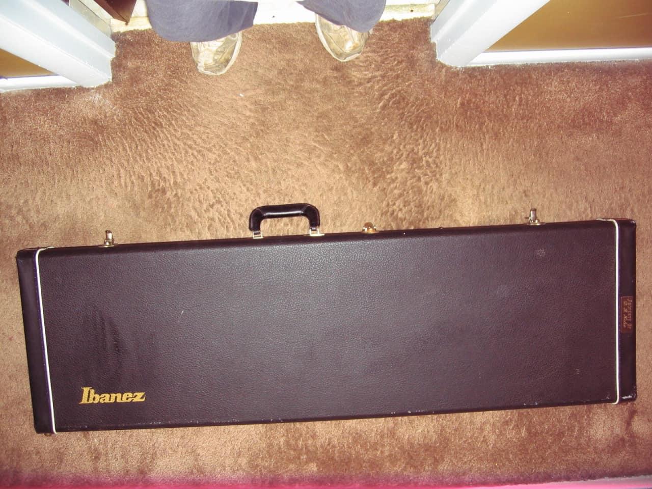 Vintage Guitar Case : vintage ibanez guitar case or bass guitar case reverb ~ Russianpoet.info Haus und Dekorationen