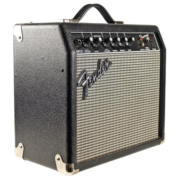 fender frontman 15g practice guitar amplifier 2000 39 s reverb. Black Bedroom Furniture Sets. Home Design Ideas