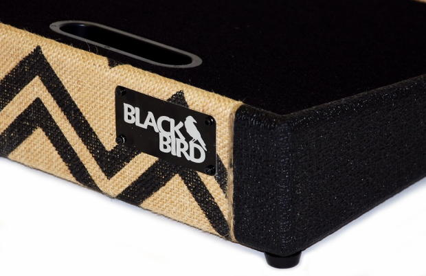 Blackbird 20 Lacquered Series 12x24 Pedalboard Johnny B