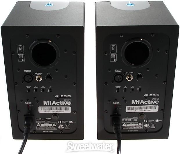 Alesis M1 Active 520 : alesis m1 active 520 speaker studio monitors reverb ~ Hamham.info Haus und Dekorationen