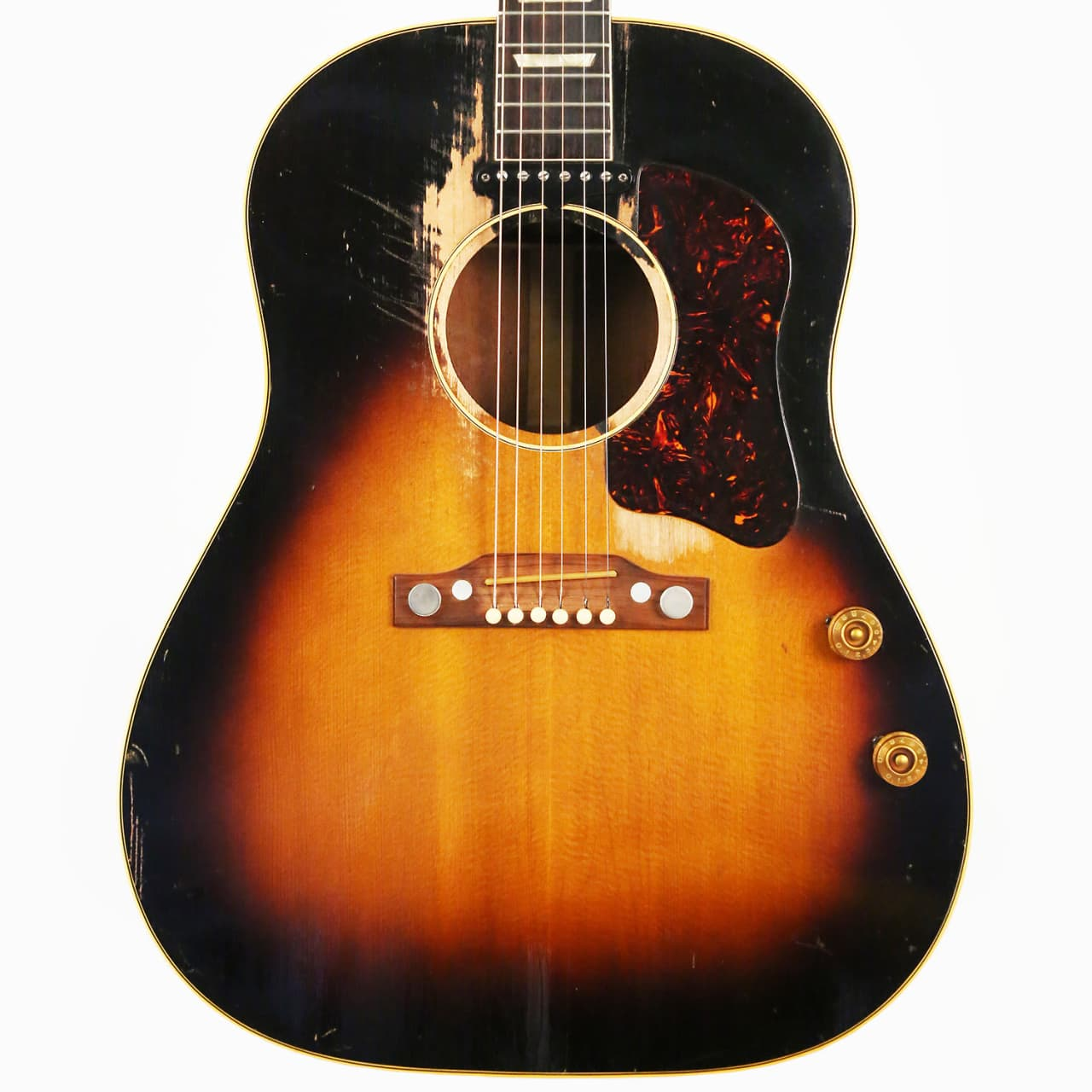 1954 gibson j 160e acoustic electric guitar exceptional reverb. Black Bedroom Furniture Sets. Home Design Ideas