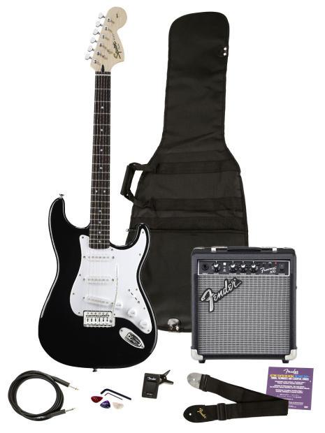 fender 0301612006 squier affinity stratocaster pack w reverb. Black Bedroom Furniture Sets. Home Design Ideas