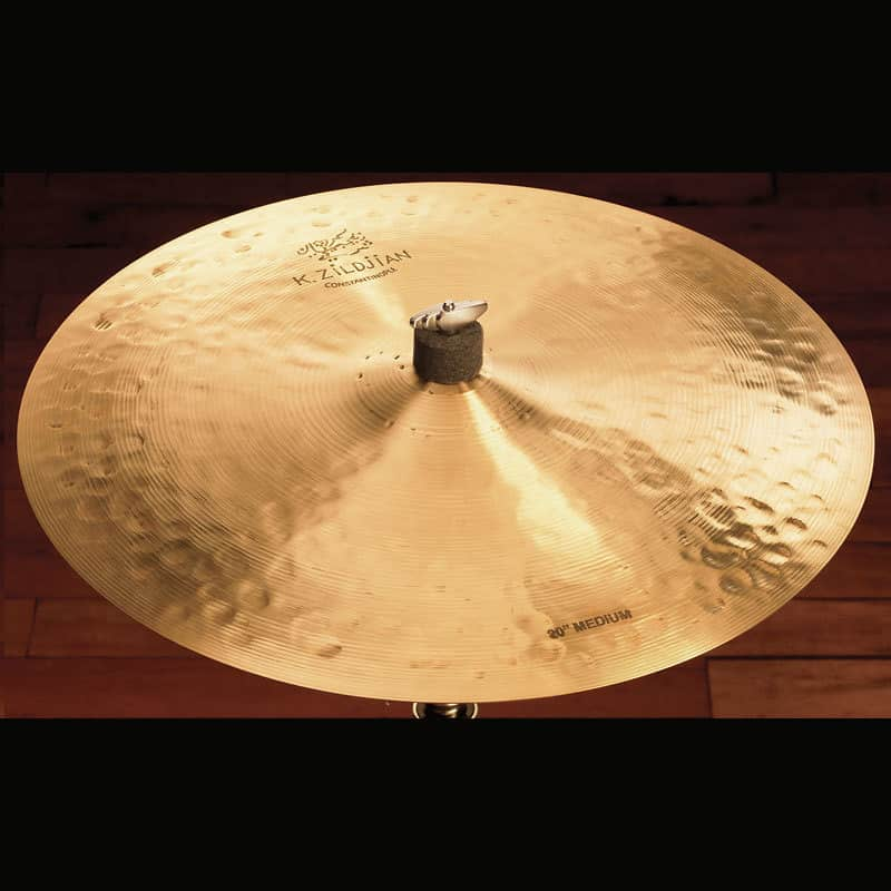 zildjian 20 k constantinople medium ride cymbal reverb. Black Bedroom Furniture Sets. Home Design Ideas