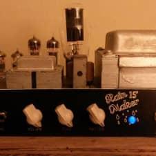 organdonor amplification Rainmaker 15 watt all tube guitar amp EL84/12AX7 image