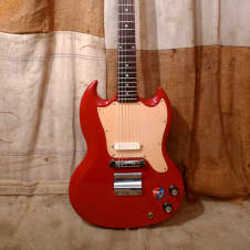Gibson SG Melody Maker  1967 Cardinal Red image