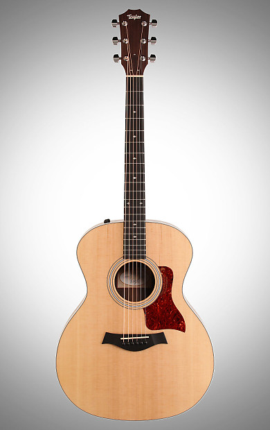 taylor 214e dlx grand auditorium acoustic electric guitar reverb. Black Bedroom Furniture Sets. Home Design Ideas