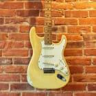 1972 Fender Stratocaster Olympic White image