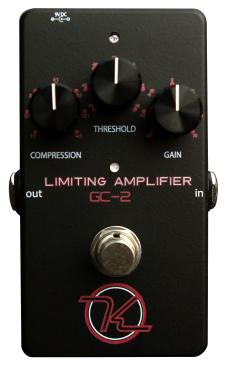 Keeley GC-2 Limiting Amplifier Guitar Compression Pedal image