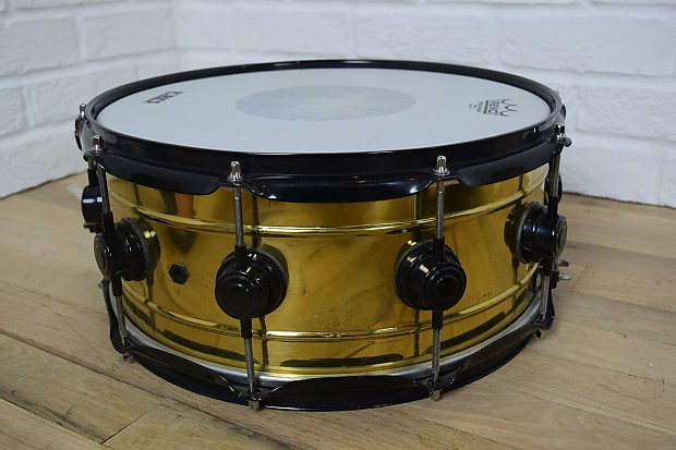 dw collectors 14x6 snare drum excellent used drums for sale reverb. Black Bedroom Furniture Sets. Home Design Ideas