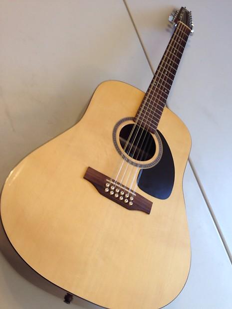 seagull sm12 spruce acoustic 12 string guitar reverb. Black Bedroom Furniture Sets. Home Design Ideas