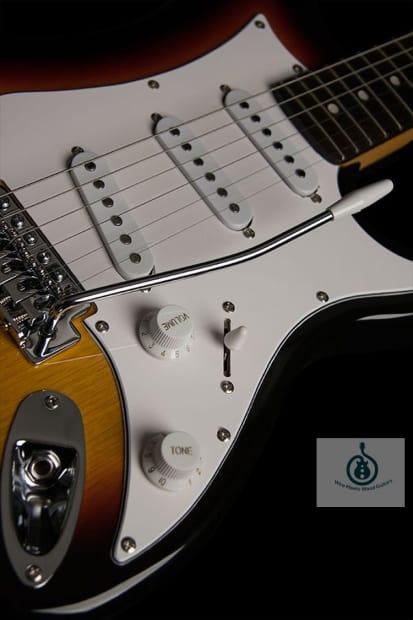 washburn sonamaster s1ts electric w 3 single coil pickups reverb. Black Bedroom Furniture Sets. Home Design Ideas