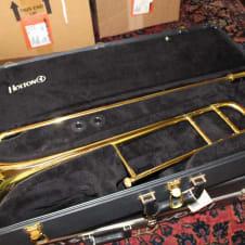 Conn 88HYCL Christian Lindberg Model Professional Trombone MINT image