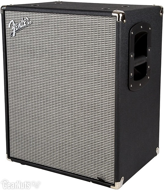 Fender Rumble 210 2x10 Quot 700 Watt Bass Cabinet Reverb