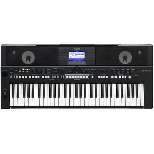 Yamaha psr s650 61 key arranger workstation reverb for Yamaha psr s770 61 key arranger workstation