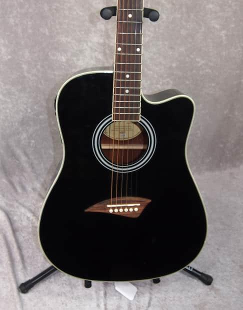 kona k1ebk acoustic electric guitar in black reverb. Black Bedroom Furniture Sets. Home Design Ideas