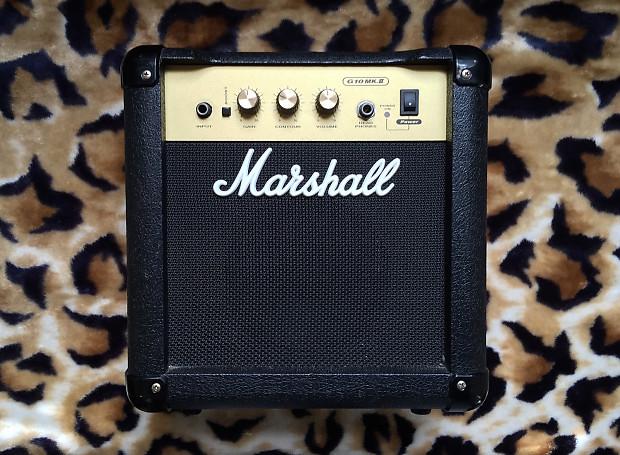 marshall g10 mkii guitar combo amp mg series speaker w reverb. Black Bedroom Furniture Sets. Home Design Ideas