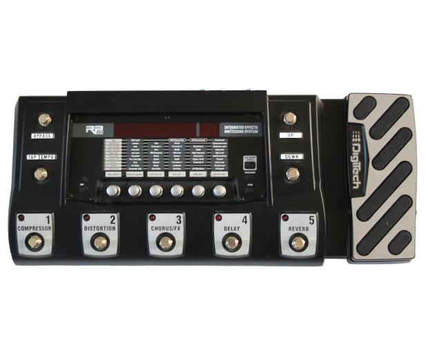 digitech rp500 multi effects guitar processor pedal usb recording interface reverb. Black Bedroom Furniture Sets. Home Design Ideas