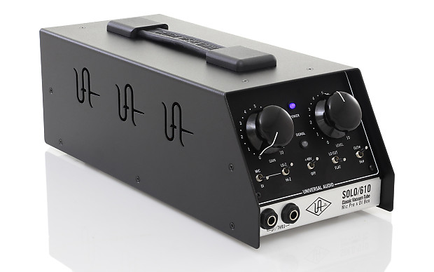 universal audio solo 610 manual