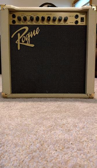 rogue cg 30r electric guitar amp reverb. Black Bedroom Furniture Sets. Home Design Ideas