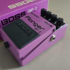 1981 MIJ Boss BF-2 Flanger w/Box image