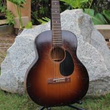 Vintage 1930s Regal Tonk Bros. KG-11 Style Junior Jumbo Acoustic Parlor Guitar Restored Player!! image