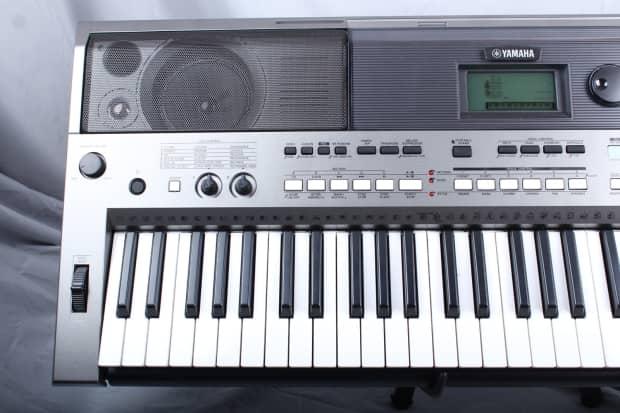 yamaha keyboard manual ypg 235