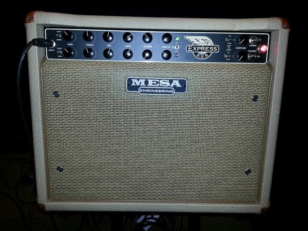 mesa boogie express 5 25 manual
