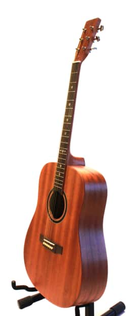top solid mahogany chard its1600 acoustic guitar brand new 41 reverb. Black Bedroom Furniture Sets. Home Design Ideas