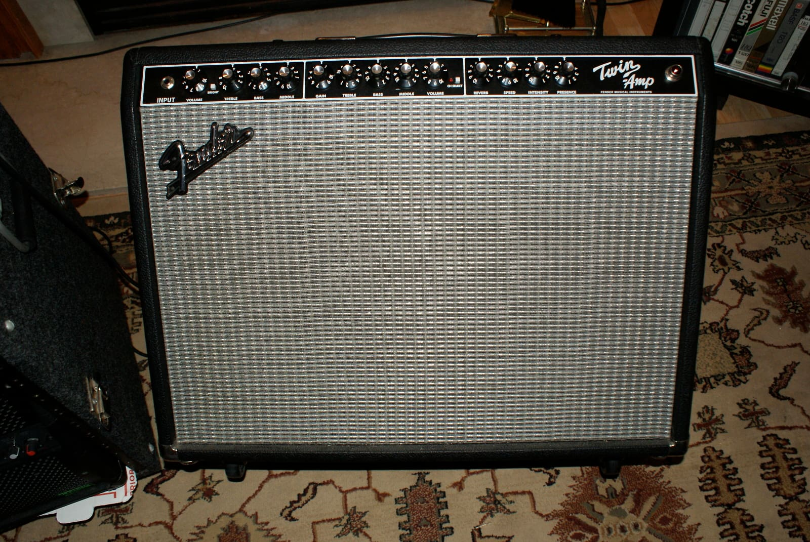 fender amp for clean tone help please page 2 the gear page. Black Bedroom Furniture Sets. Home Design Ideas