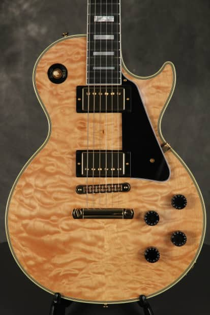 gibson les paul custom quilt top limted edtition 2014. Black Bedroom Furniture Sets. Home Design Ideas