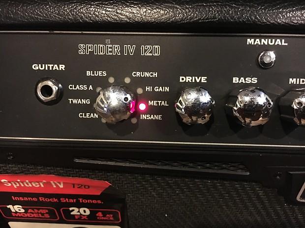 line 6 spider iv 120 manual