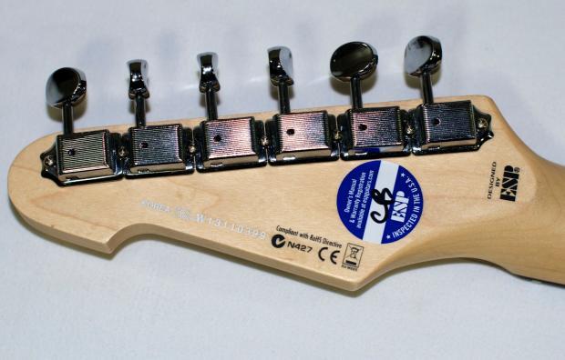 esp ltd ron3tb electric guitar w upgrade bridge pickup new demo clearance reverb. Black Bedroom Furniture Sets. Home Design Ideas