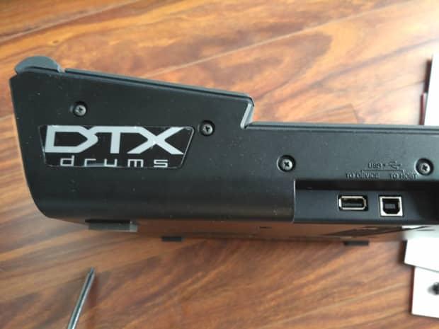 Yamaha Dtx Multi  Digital Percussion Pad Manual