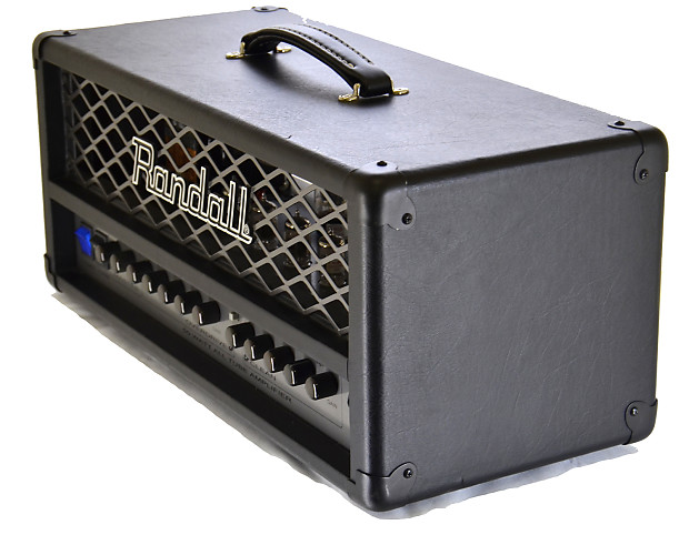 randall amps rt50h all tube 50w electric guitar amp head reverb. Black Bedroom Furniture Sets. Home Design Ideas