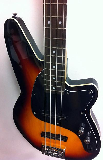 reverend justice 3 tone reverend guitars jazz bass reverb. Black Bedroom Furniture Sets. Home Design Ideas