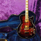 Ibanez AG95 DBS Artcore Expresionist Hollowbody Includes Original Hard Shell Case image
