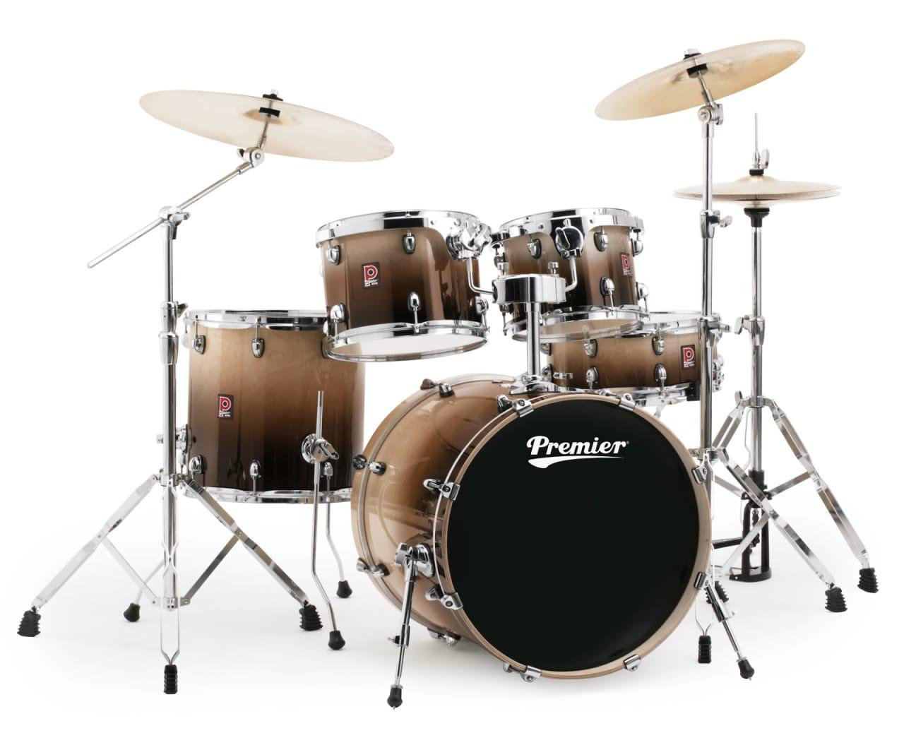 premier drums xpk lacquer birch series 6489944lfl 5 piece reverb. Black Bedroom Furniture Sets. Home Design Ideas