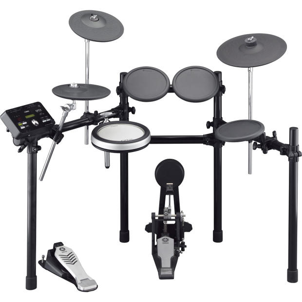 yamaha dtx522k electronic drum set used reverb. Black Bedroom Furniture Sets. Home Design Ideas
