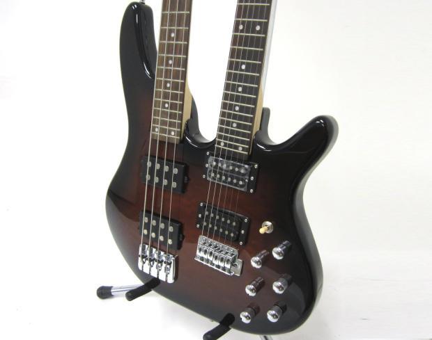 4 string bass 6 string double neck guitar reverb. Black Bedroom Furniture Sets. Home Design Ideas
