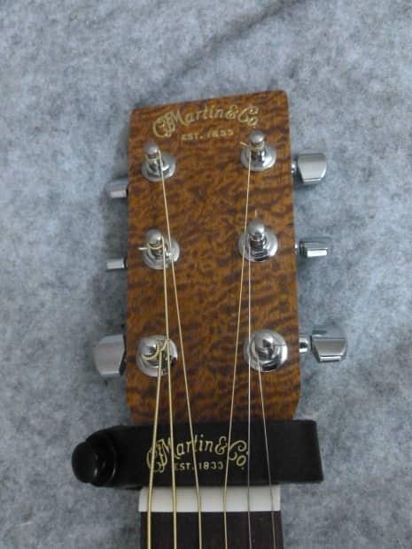 Martin Custom X Composite Guitar With Hsc Natural Reverb