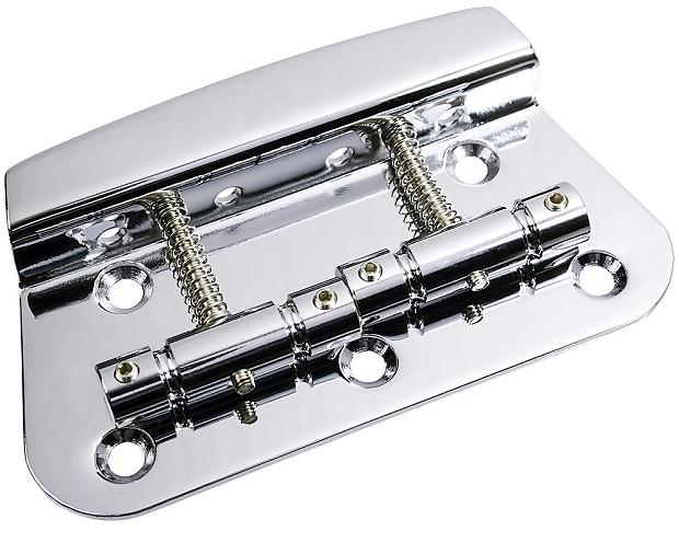 fender squier bronco bass bridge assembly 0055410000 reverb. Black Bedroom Furniture Sets. Home Design Ideas