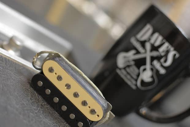 Gibson Zebra Burstbucker Pro Alnico V Humbucker Pickup
