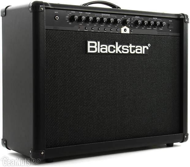 blackstar id 260 tvp bundle 2x60 watt 2x12 stereo combo amp reverb. Black Bedroom Furniture Sets. Home Design Ideas