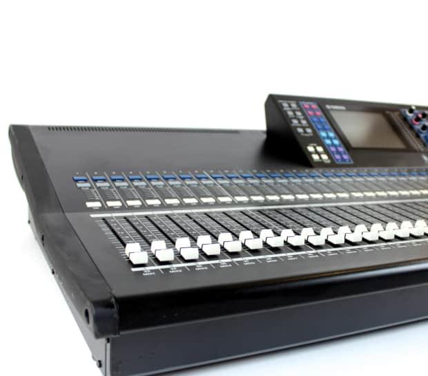 yamaha ls9 32 digital audio console mixing board ls932