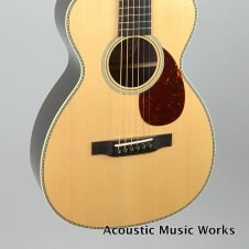 """Collings Baby 2H, Sitka East Indian Rosewood, 1 11/16"""" Nut image"""