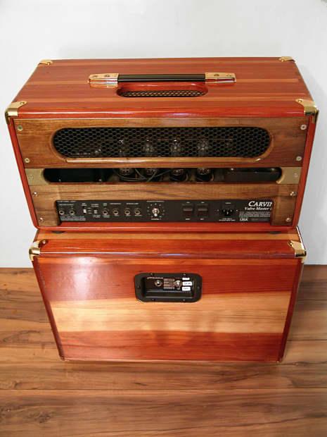 carvin valve master 100w guitar amp head w ashen gordon reverb. Black Bedroom Furniture Sets. Home Design Ideas